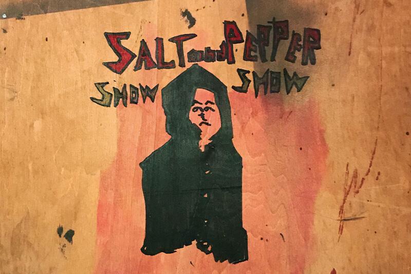 塩と胡椒SHOWSHOW 2020